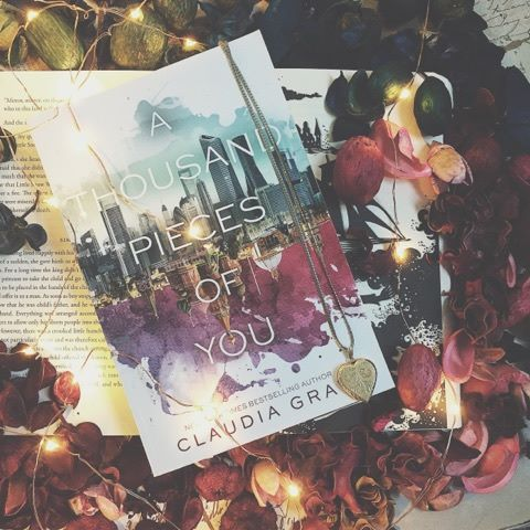 Book Review – A Thousand Pieces of You By Claudia Gray