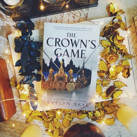 Book Review – The Crown's Game by EvelynSkye