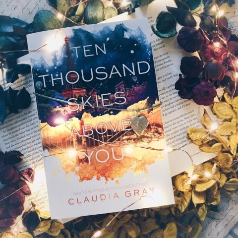 Book Review – Ten Thousand Skies Above You By Claudia Gray