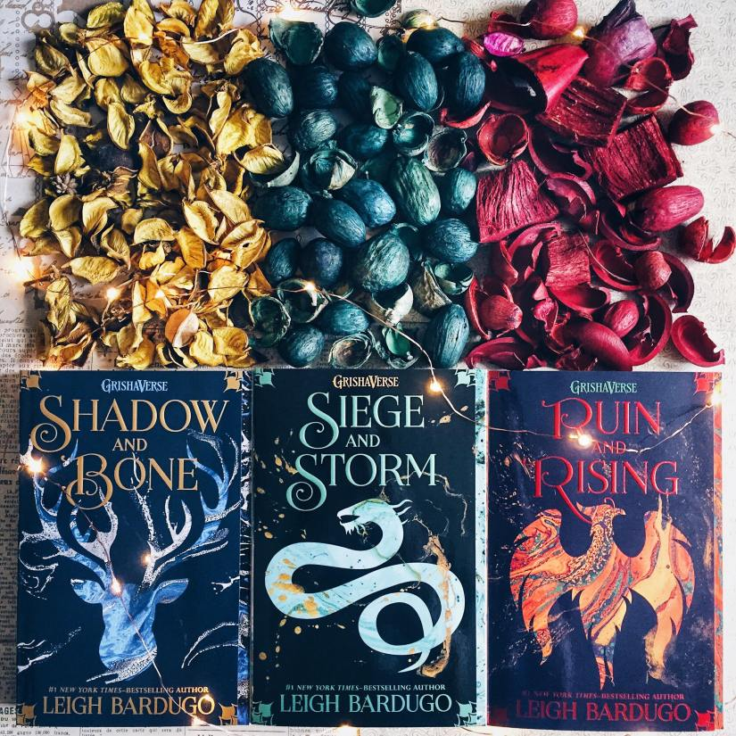 My thoughts on the Shadow and Bone Trilogyending..