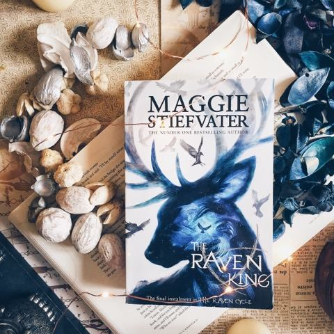 Book Review: The Raven King by Maggie Stiefvater