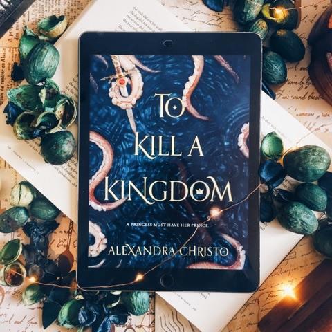 Book Review: To Kill a Kingdom by AlexandraChristo