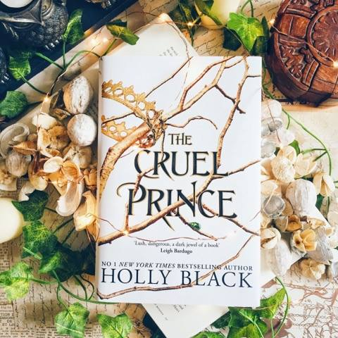 Book Review: The Cruel Prince By HollyBlack