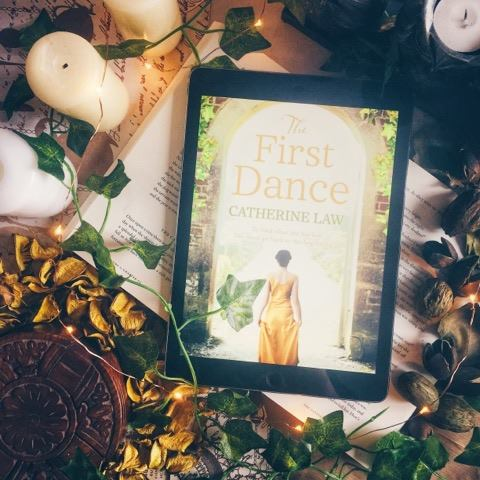 Book Review: The First Dance by CatherineLaw