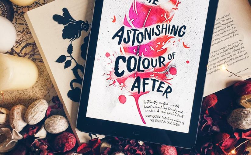 Book Review: The Astonishing Colour of After by Emily X. R.Pan
