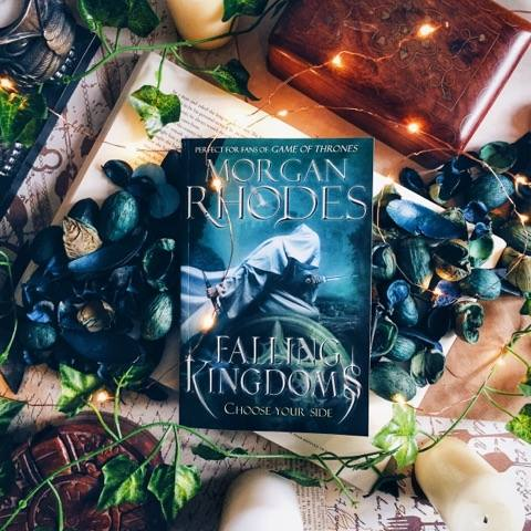 Book Review: Falling Kingdoms by Morgan Rhodes