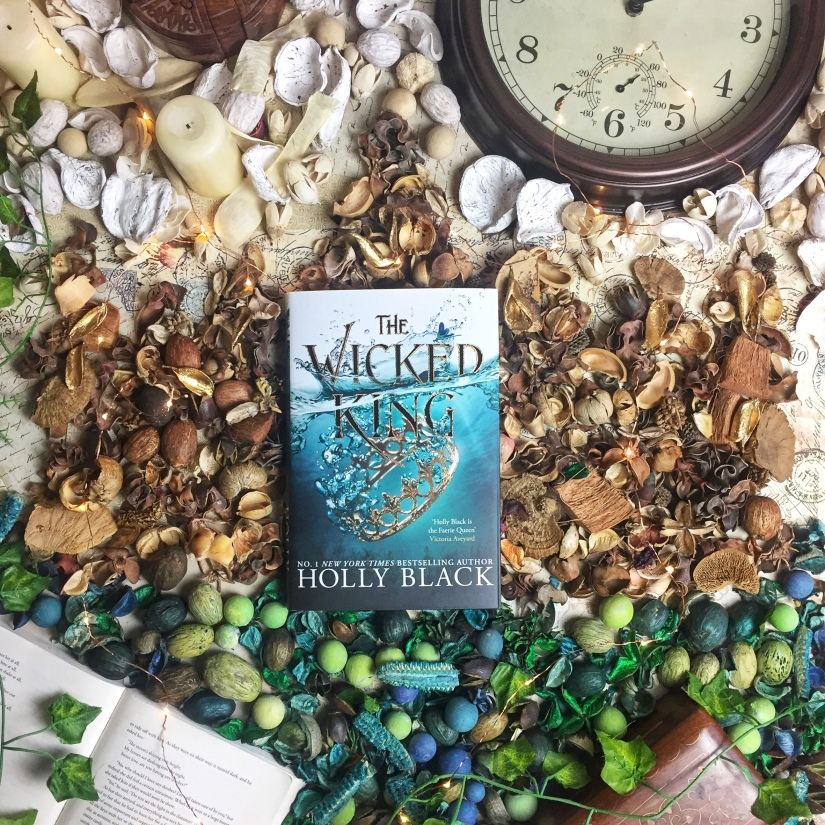 Book Review: The Wicked King by Holly Black