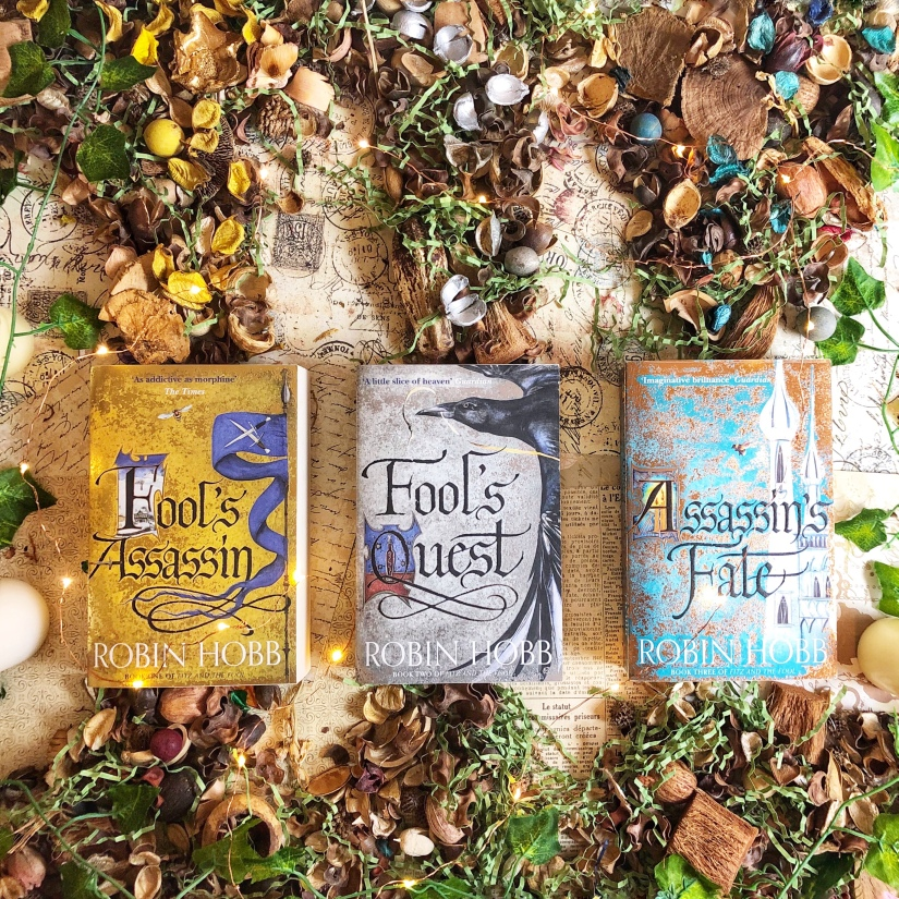My favourite fantasyseries
