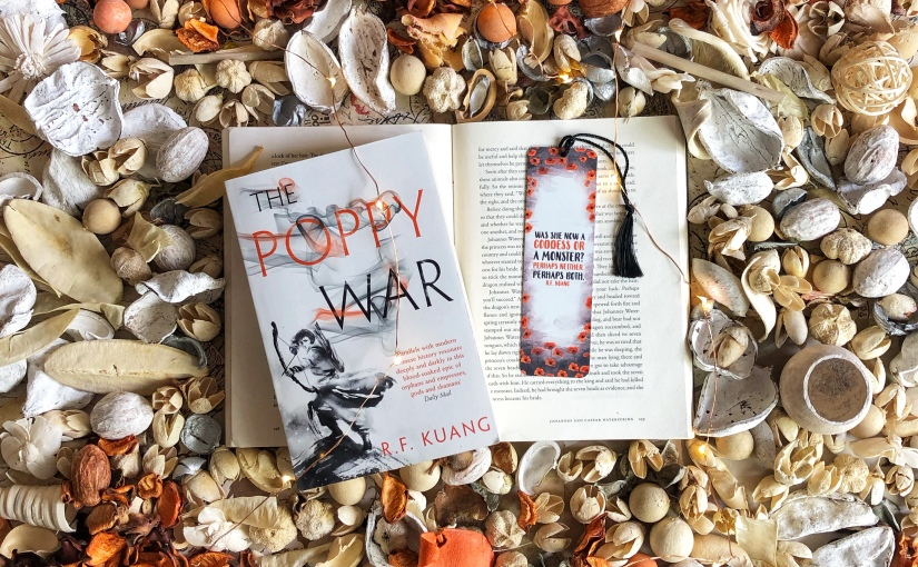 Spoiler Mini Review: The Poppy War by R.F. Kuang