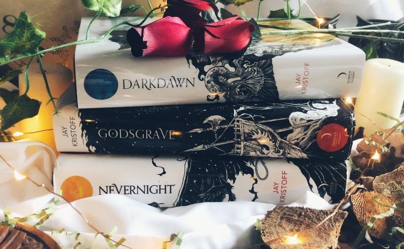 Spoiler Mini Review: Darkdawn by JayKristoff