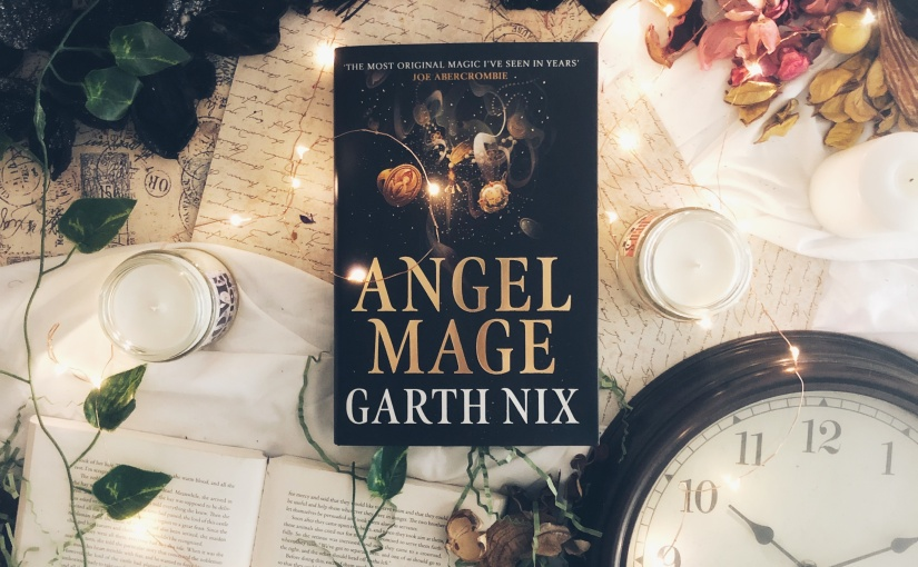 Angel Mage Book Tour: Book Review