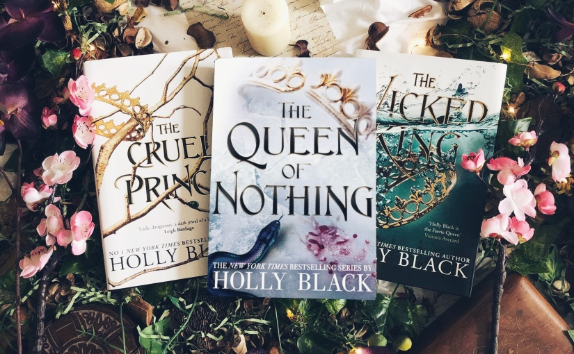 Spoiler Mini Review: The Queen of Nothing by Holly Black
