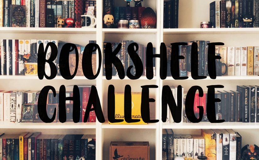 Her Bookshelf Challenge: February2020
