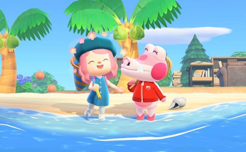 Animal Crossing: New Horizons BookTag
